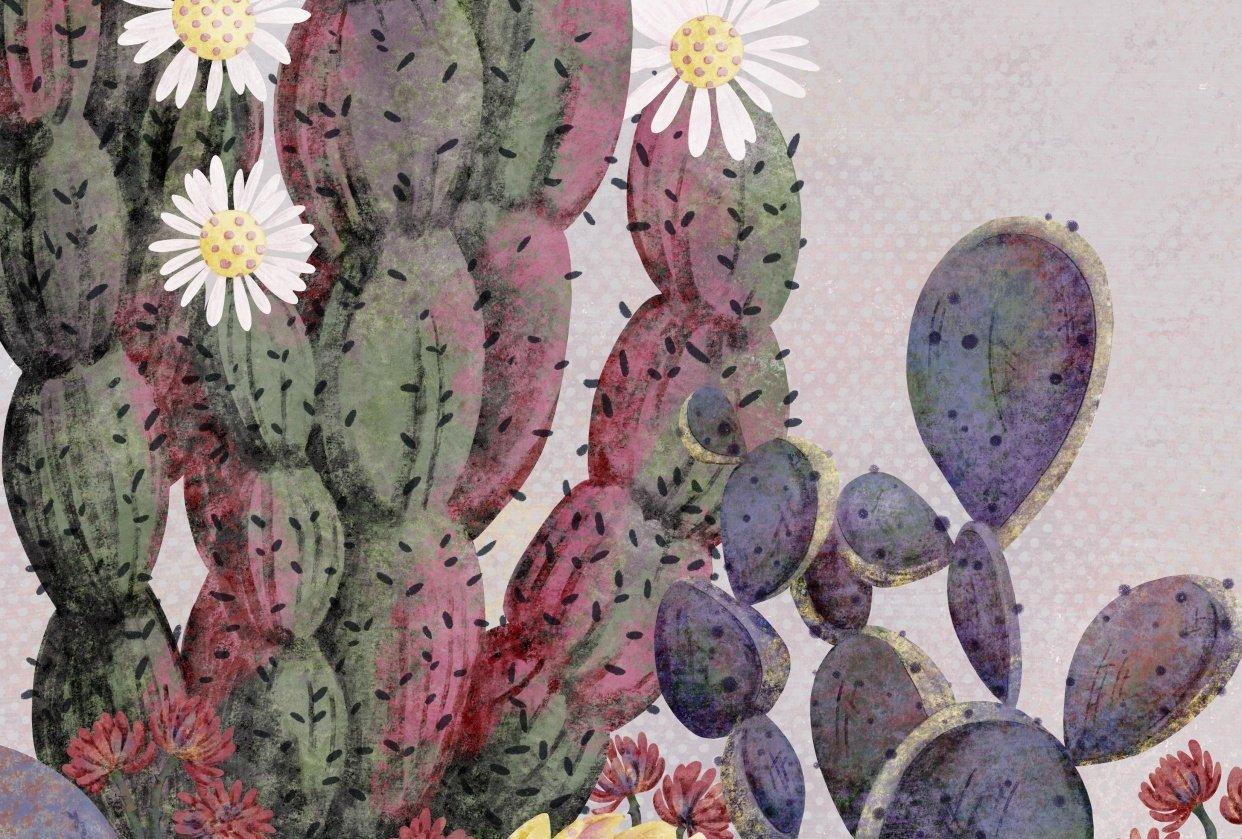 My Cactus Garden! - student project
