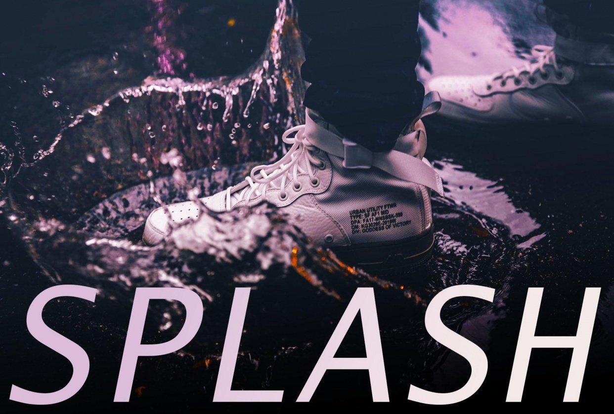 Splash - Gurps - student project