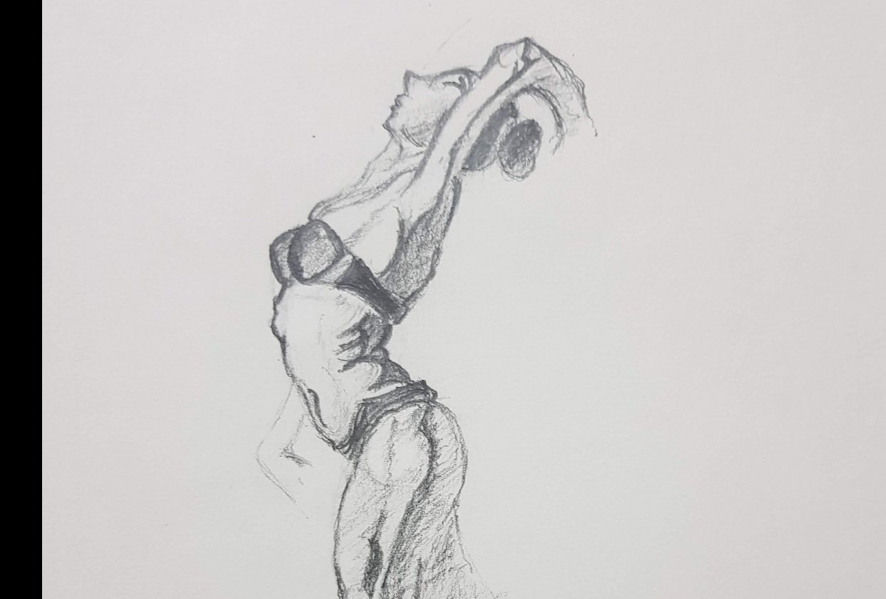 The Basic Skills - The Art & Science of Drawing - student project