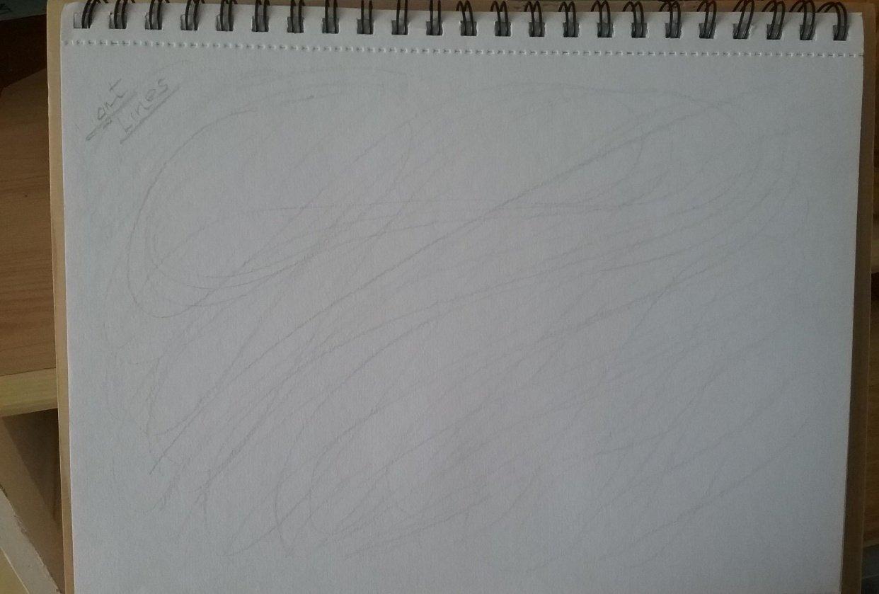 Basics Skills of Drawing - student project