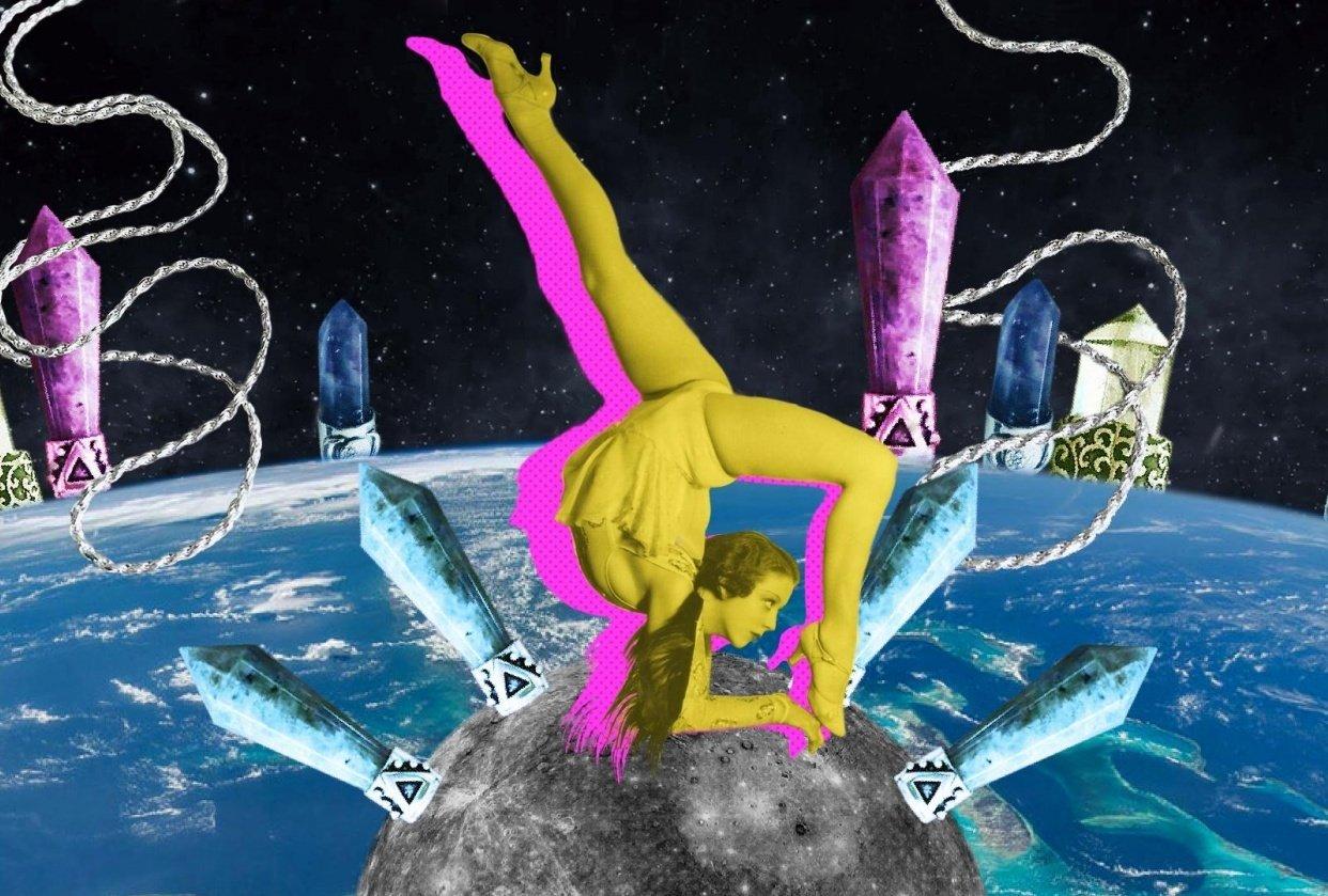 spacegirls - student project