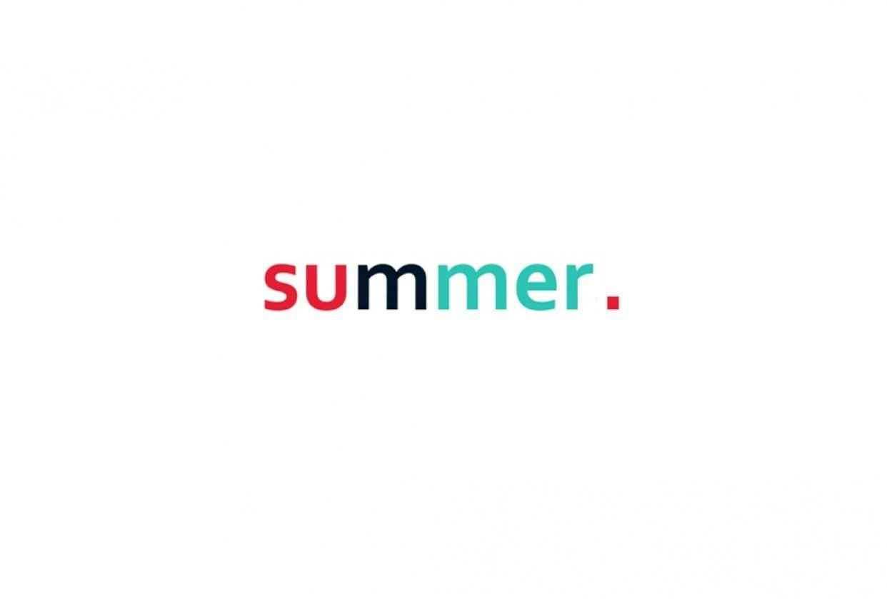Summer time. - student project