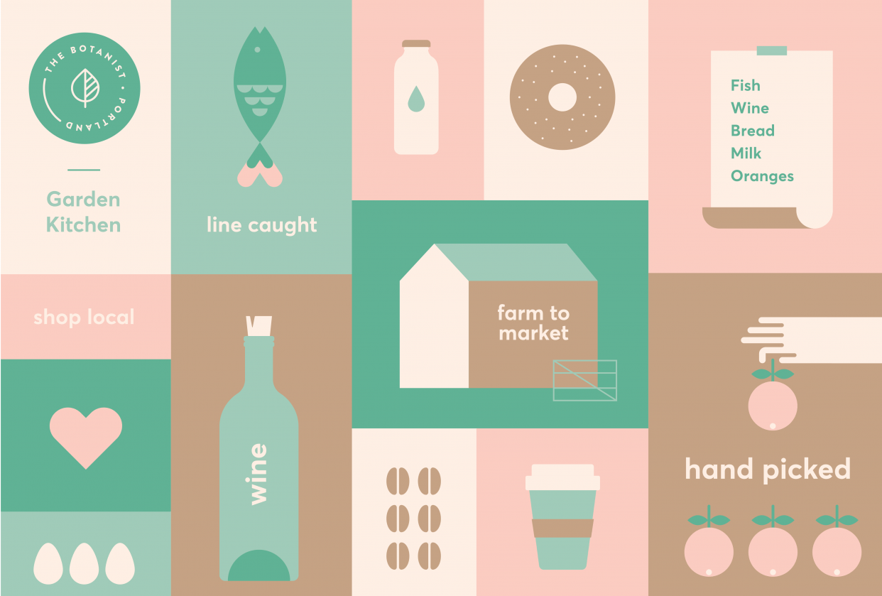 My colors for this course - student project