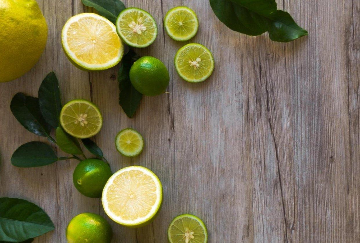 Lemon Lime Curd - student project