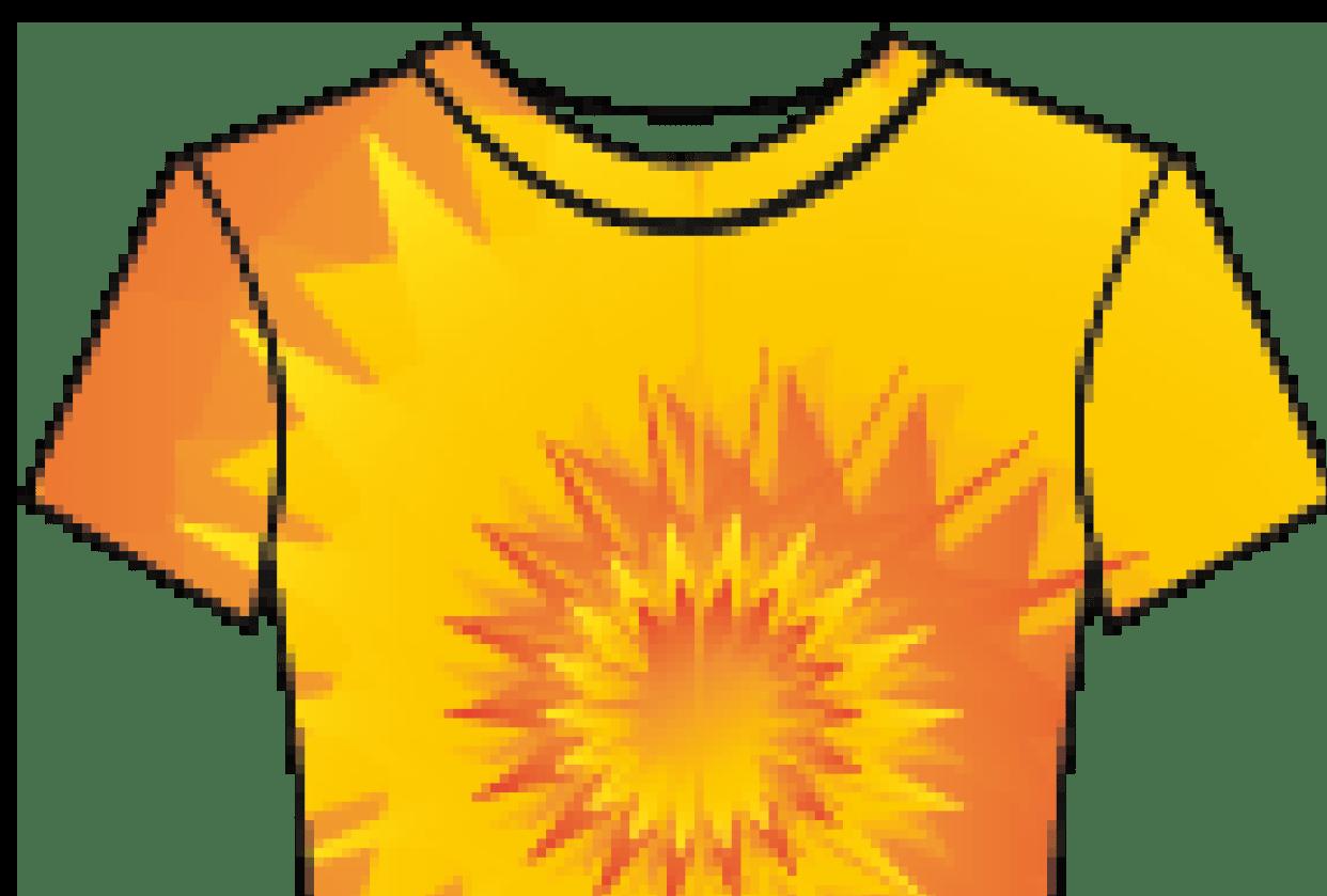 My t-shirt flat - student project