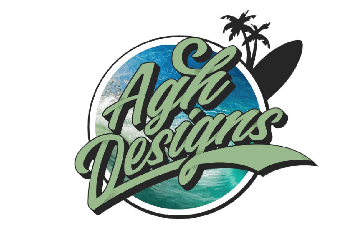 Personal Branding Typelogo - student project