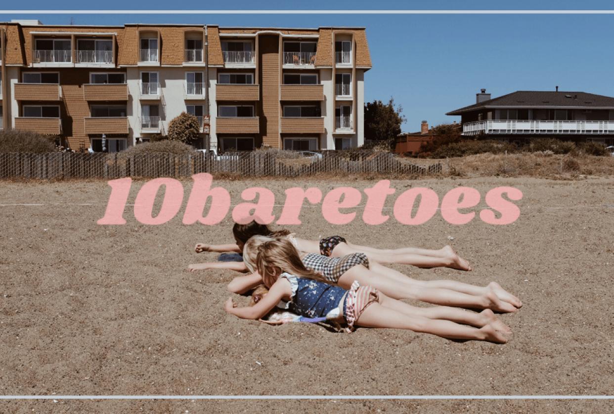 10baretoes GIF - student project