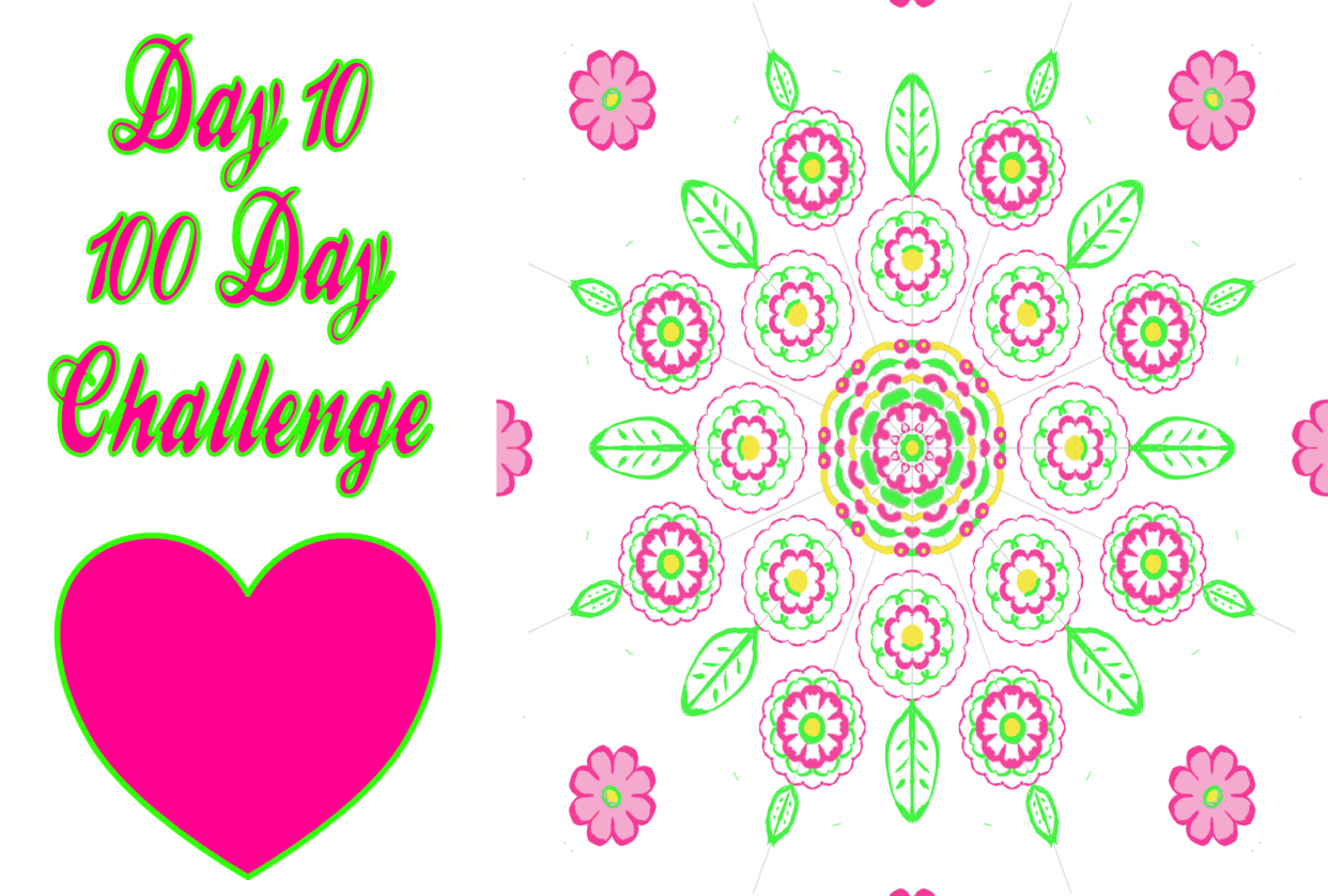 Day 10 of my 100 day challenge - student project
