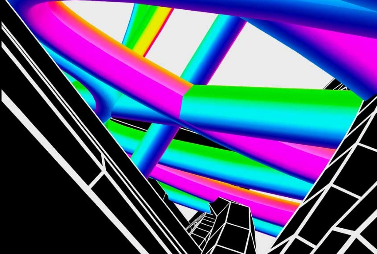 3x Trippy Architectural Designs - student project