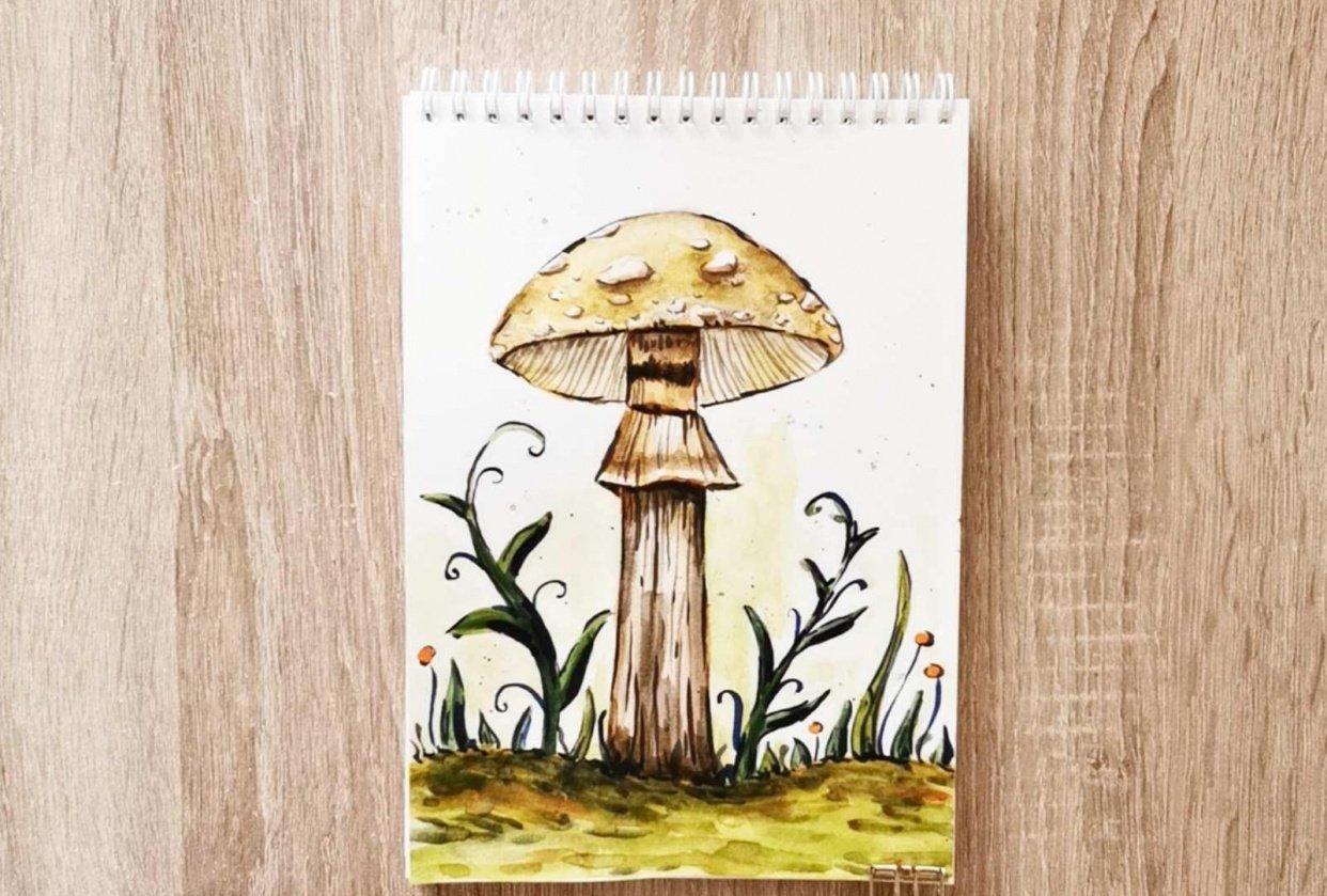 Mushroom) - student project