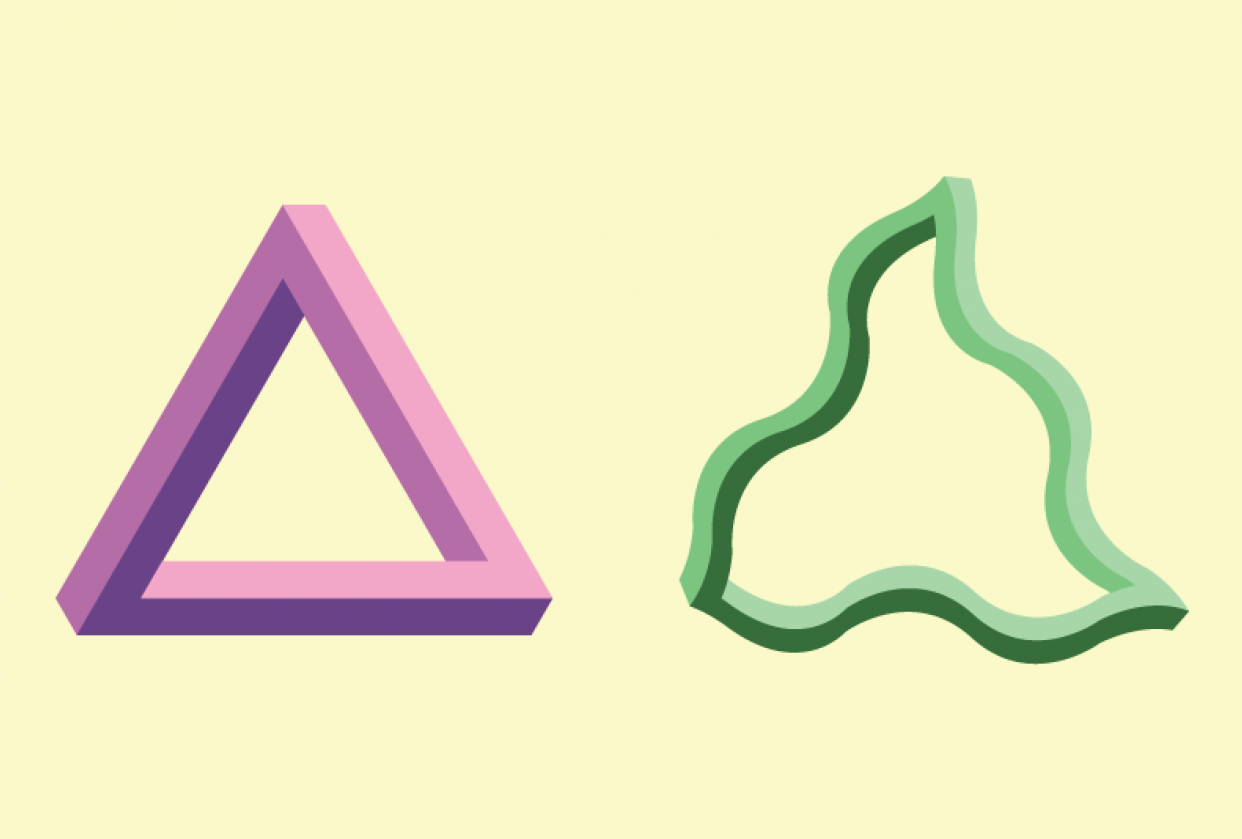 triangles - student project