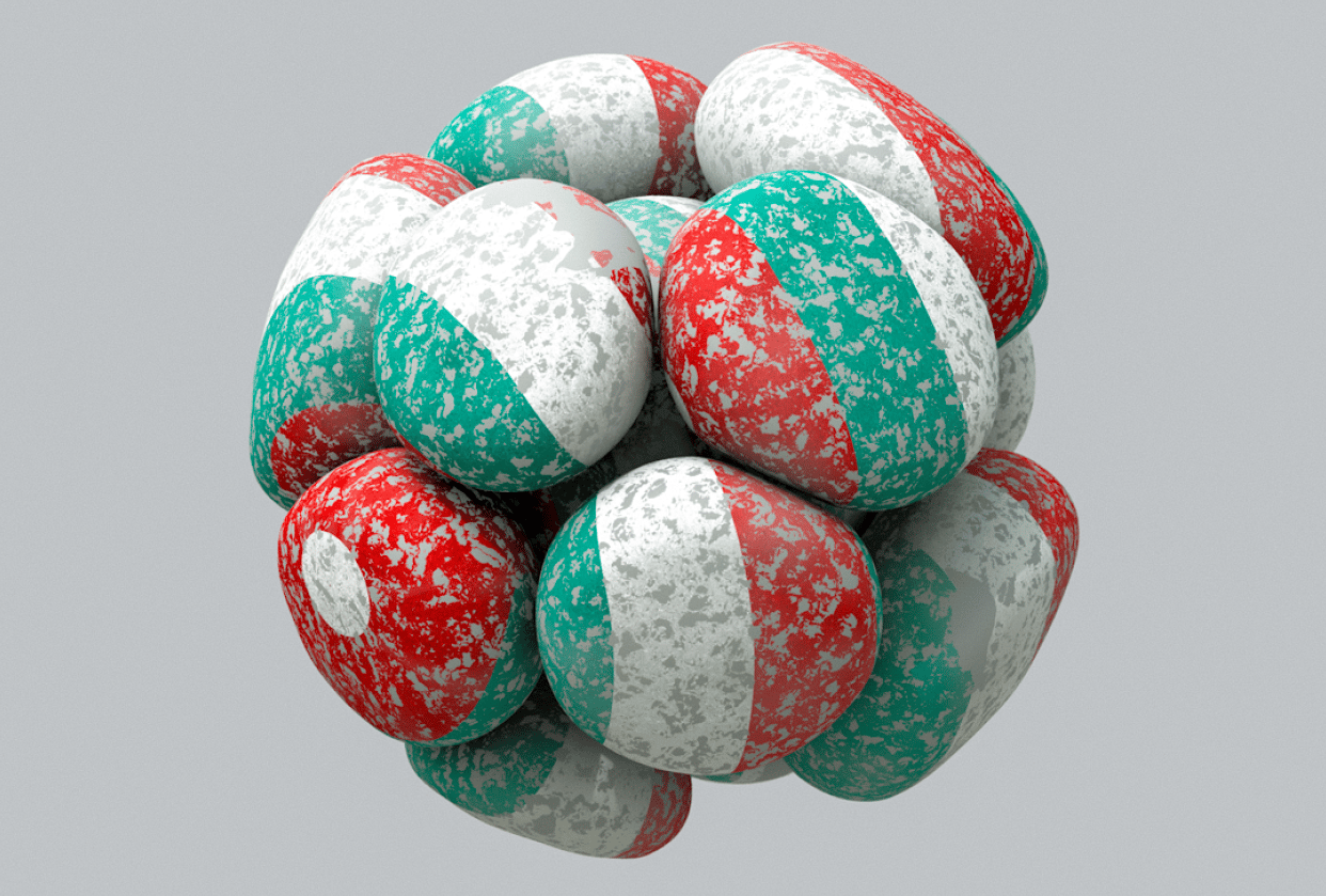 Soft body - Abstract - student project