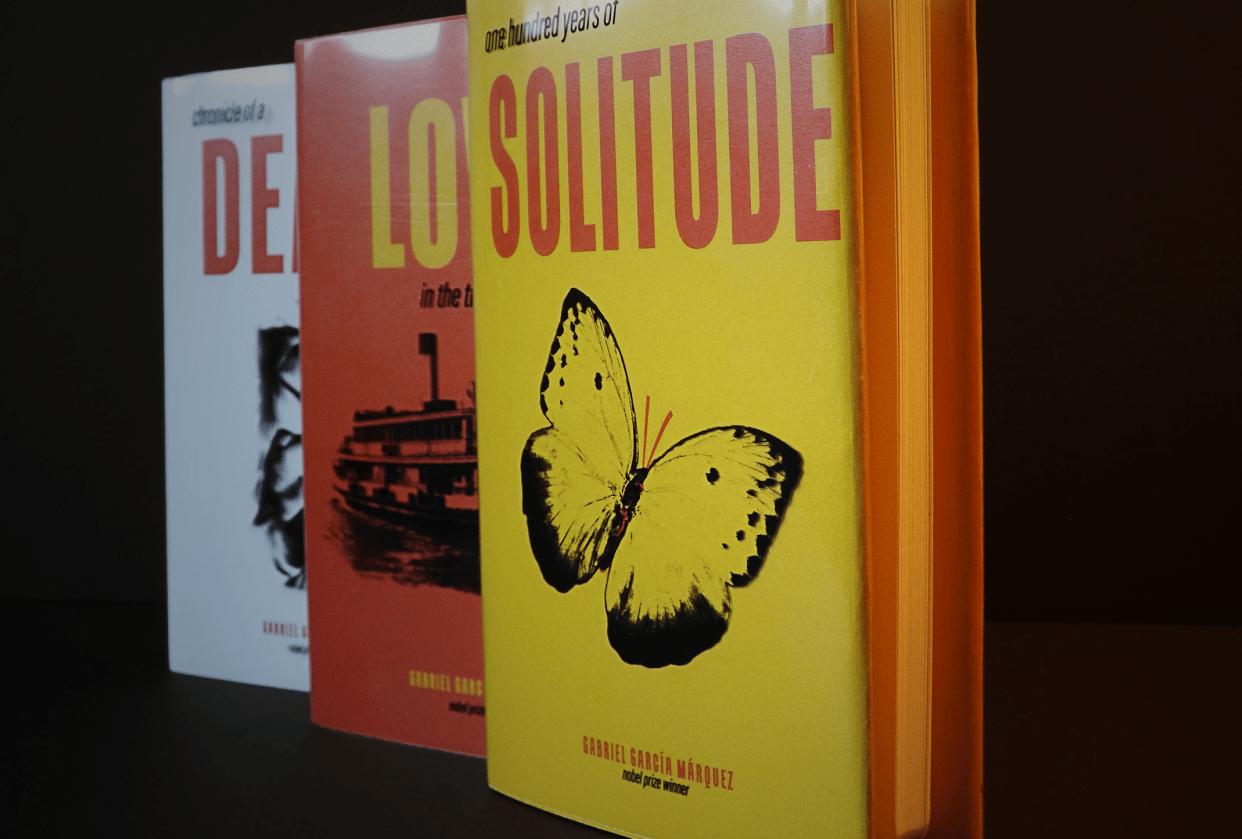 Clebrating Gabriel García Márquez - student project