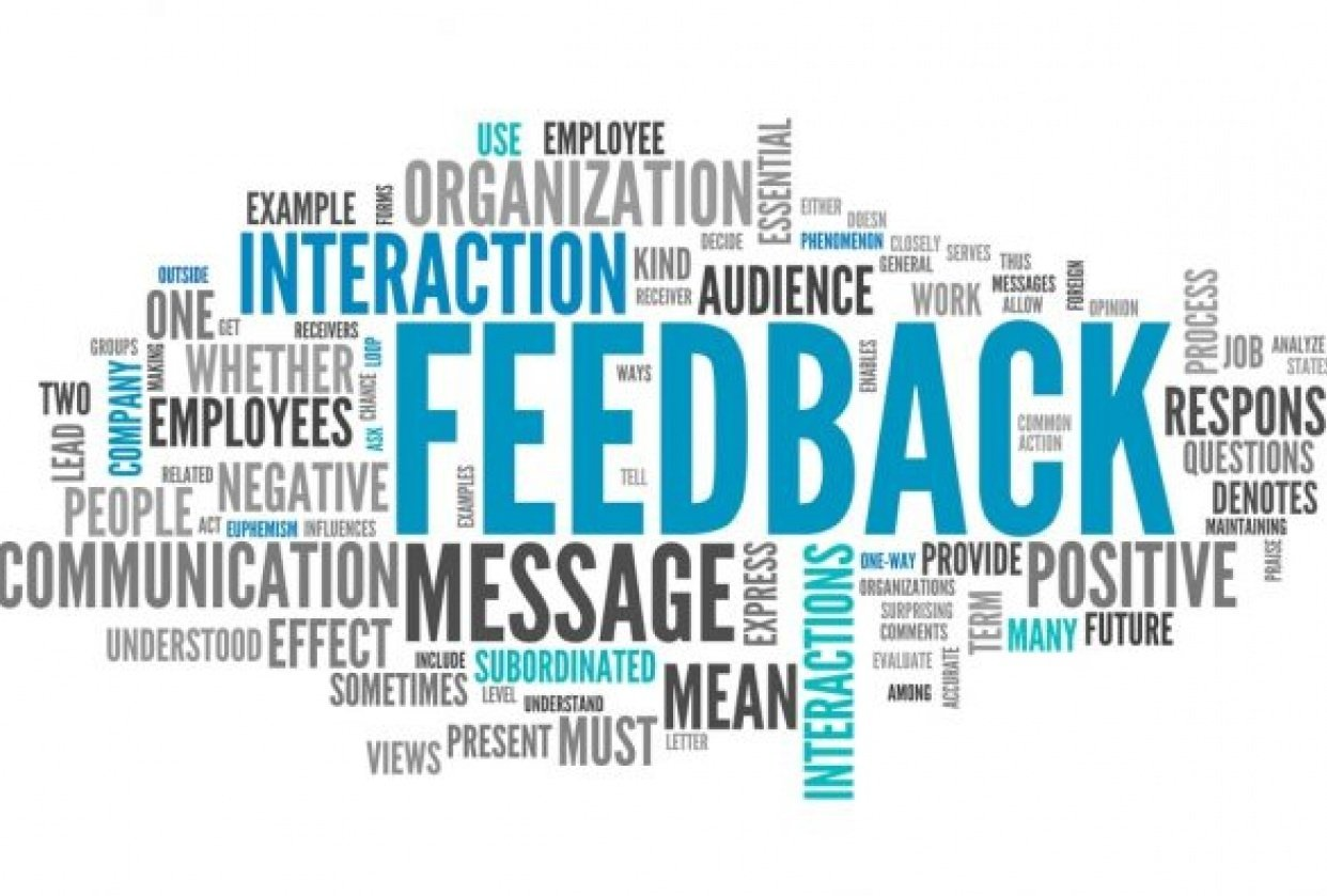 Learnings from -- Providing Effective Feedback - student project