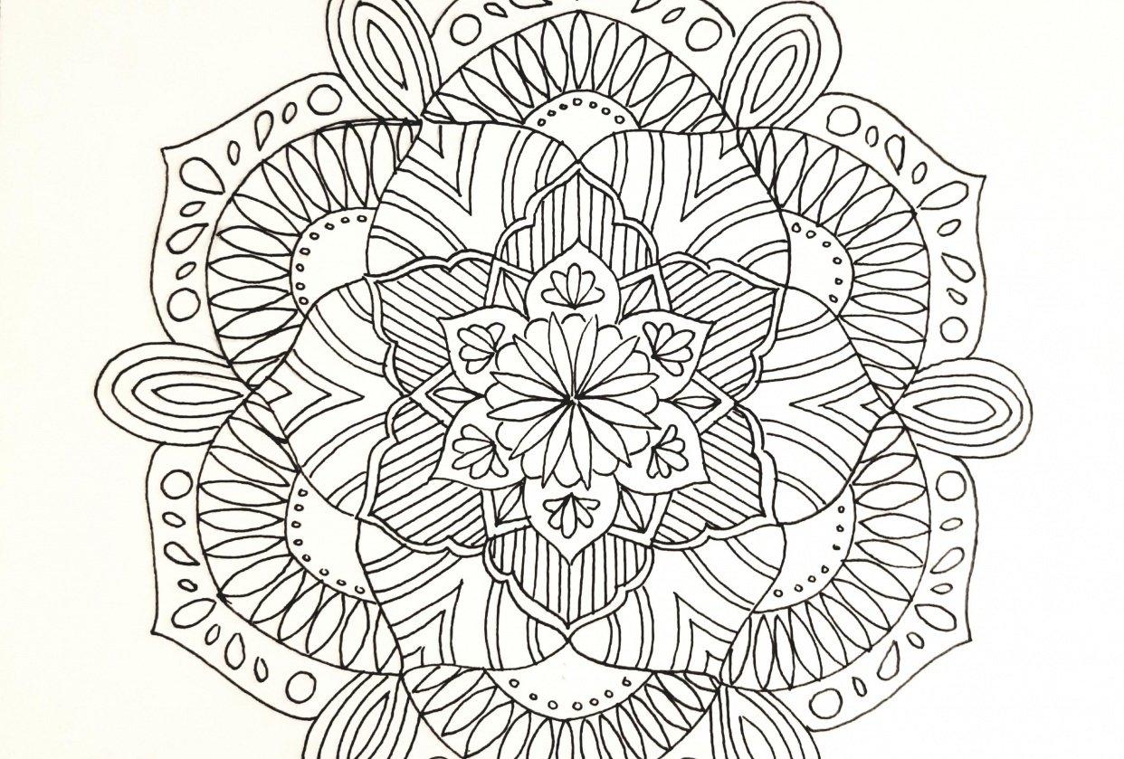 Mandala - student project