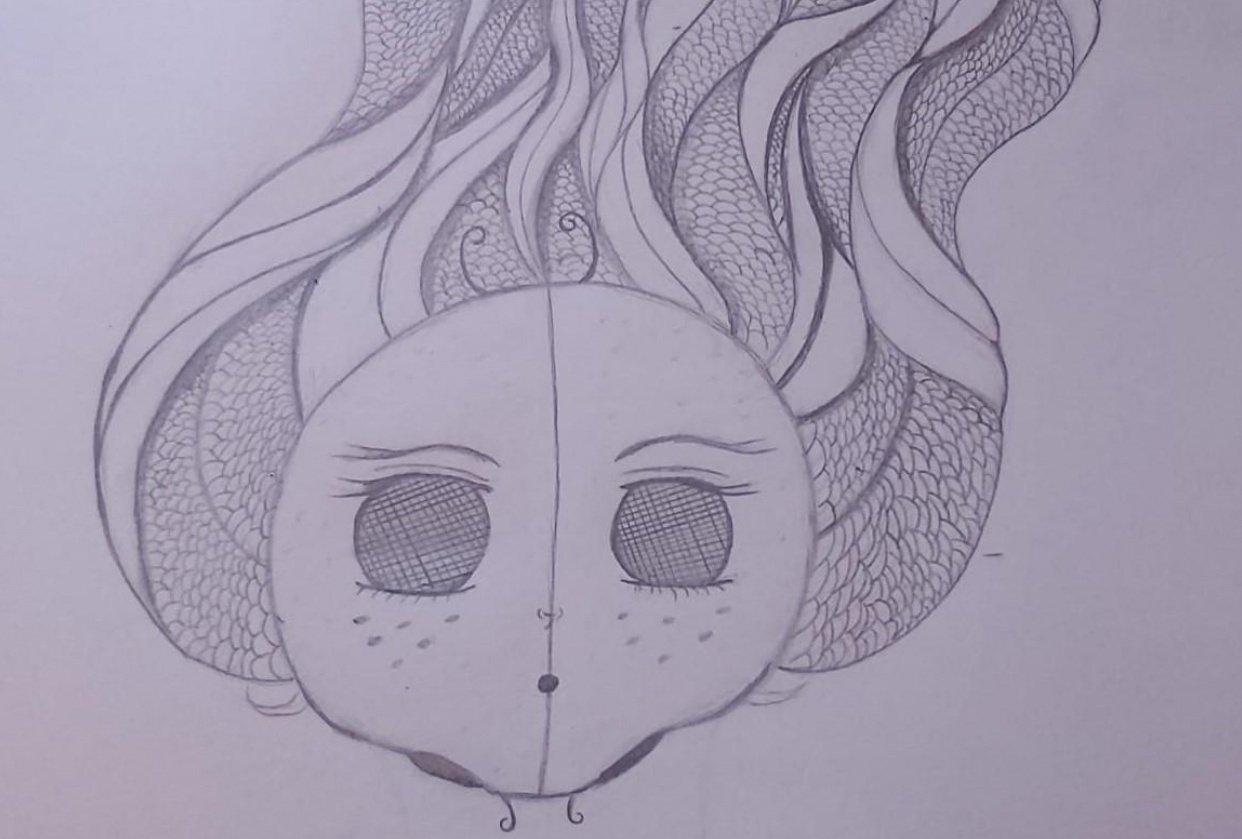 Ladybug fish - student project