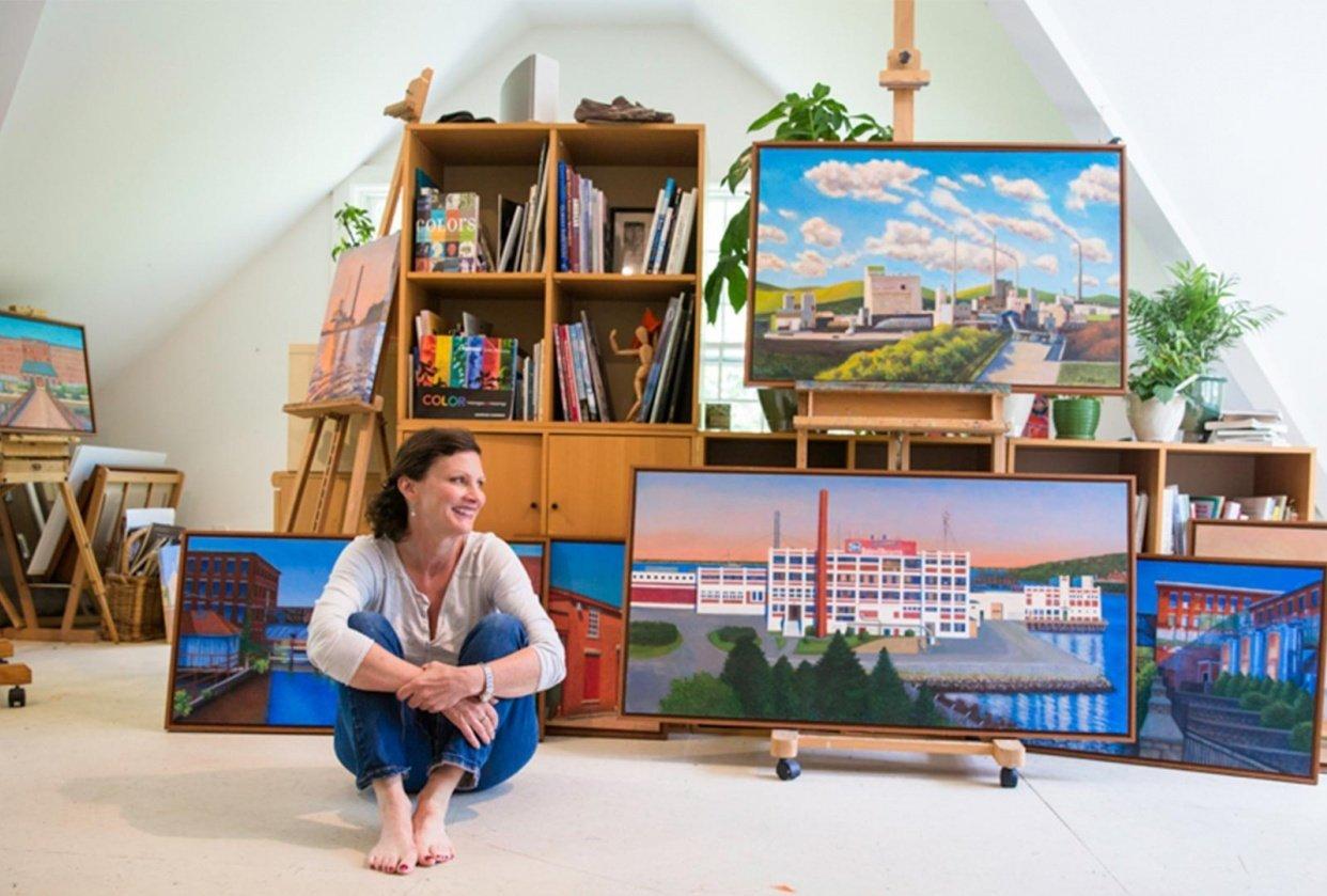 JANICE L. MOORE | ART STUDIO & PROCESS - student project
