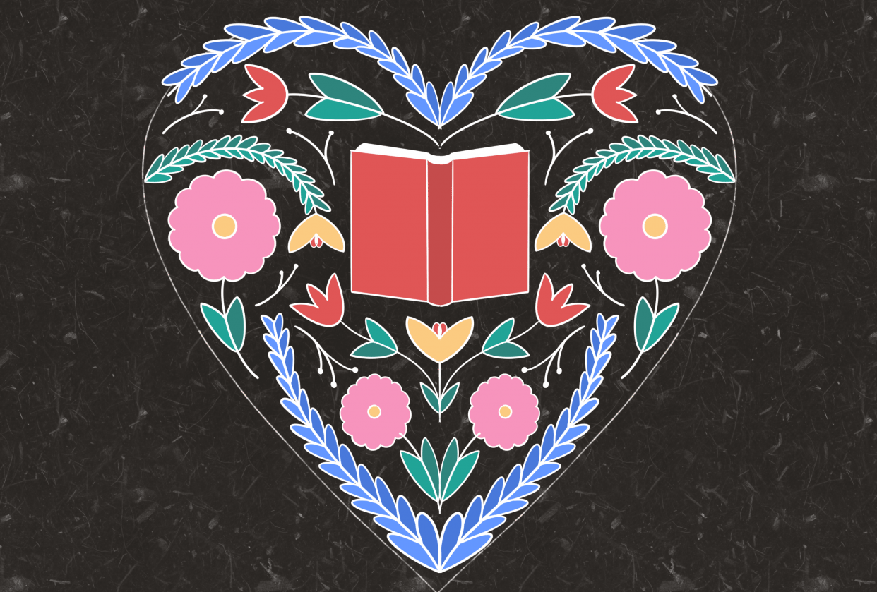 Book Illustration - student project