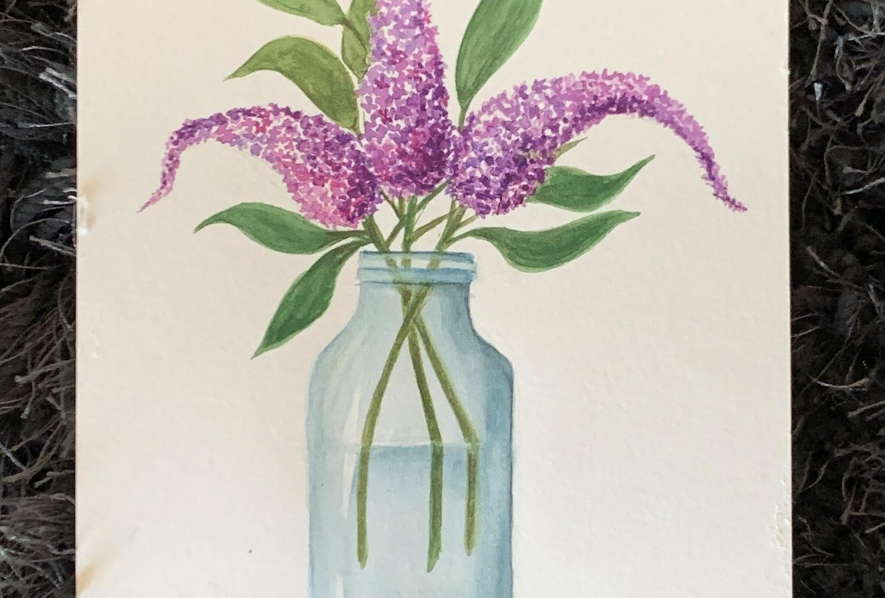 Lilacs - student project