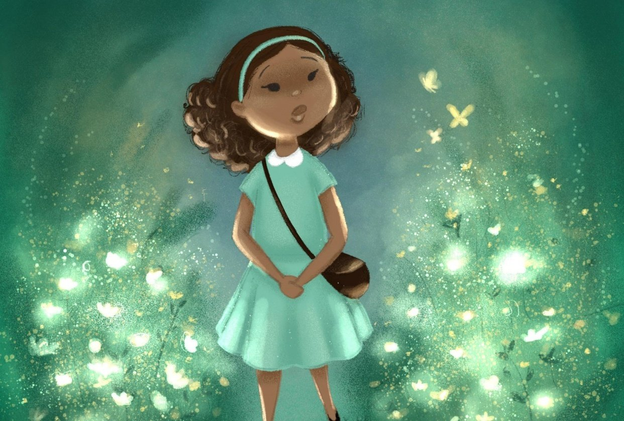 Creating magic with Vashti - student project
