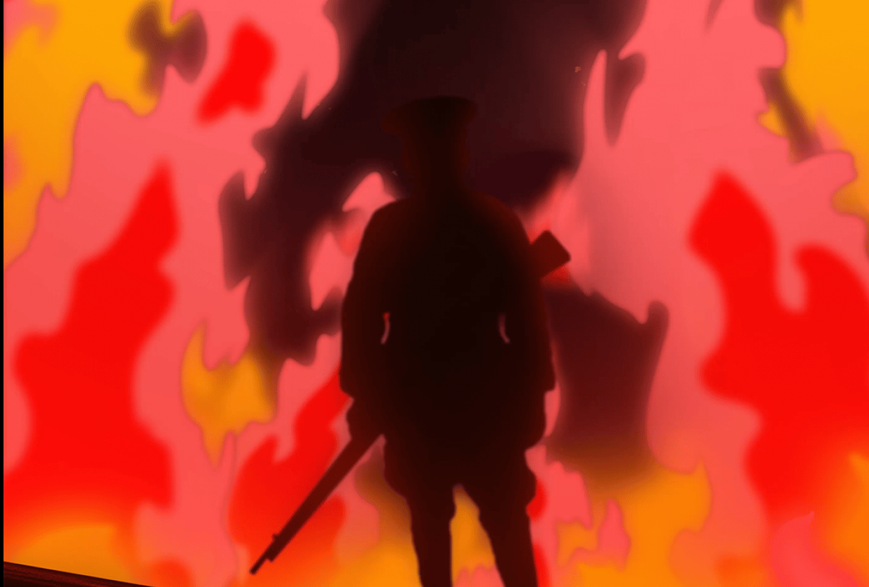 FIRE WWI - student project