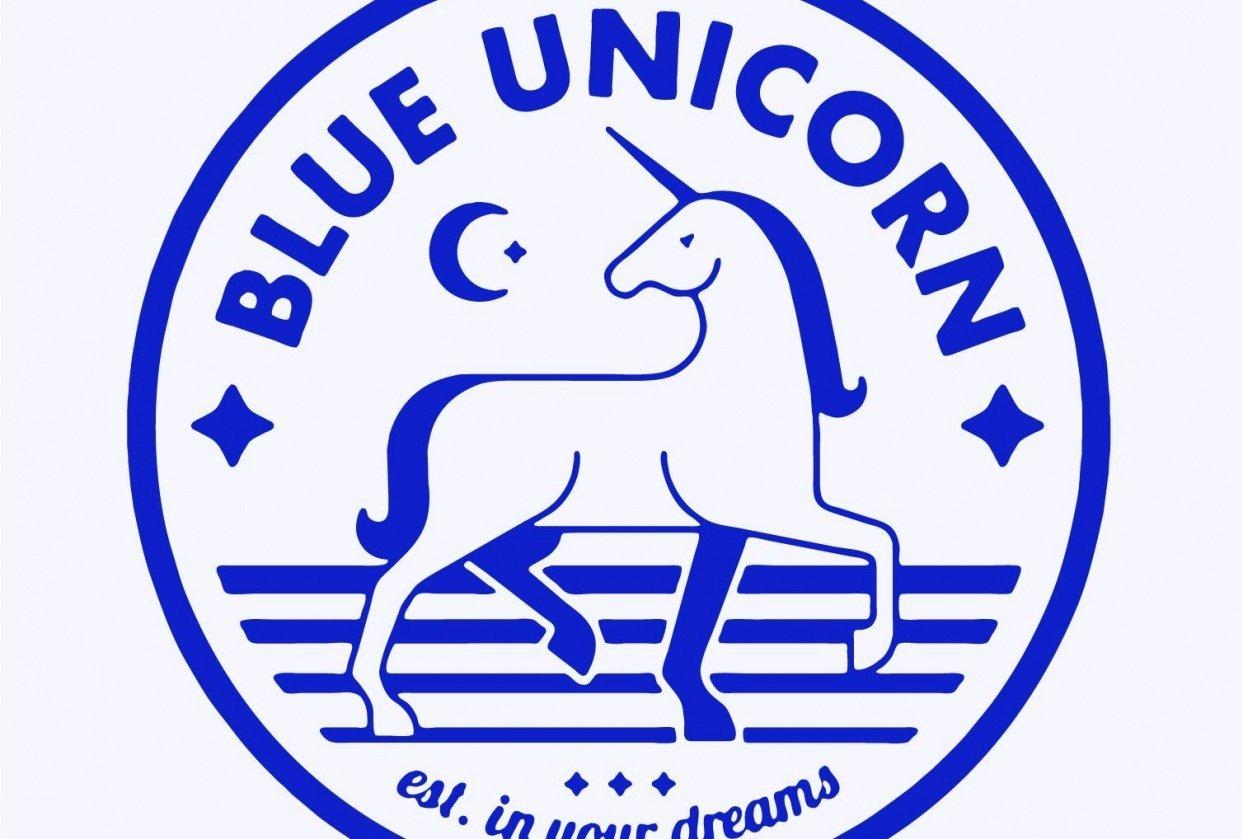 Blue Unicorn - student project