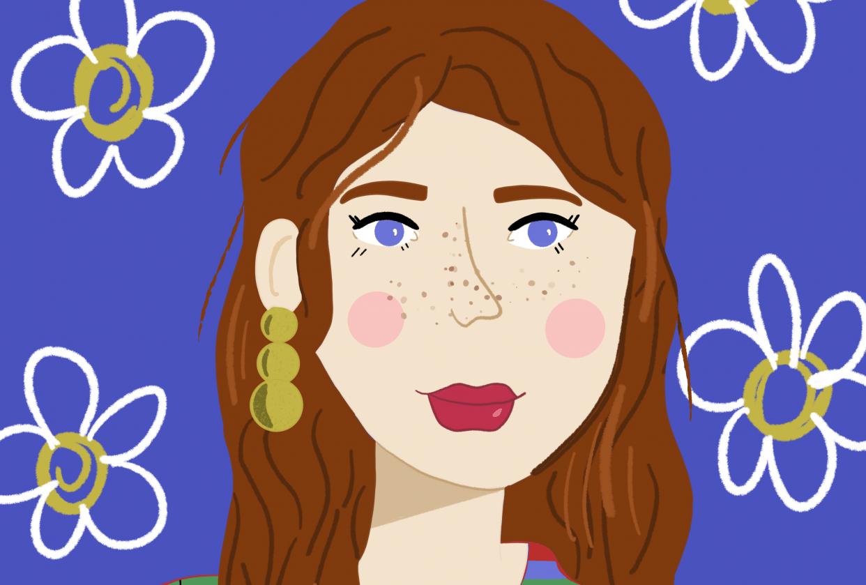 Portrait :) - student project