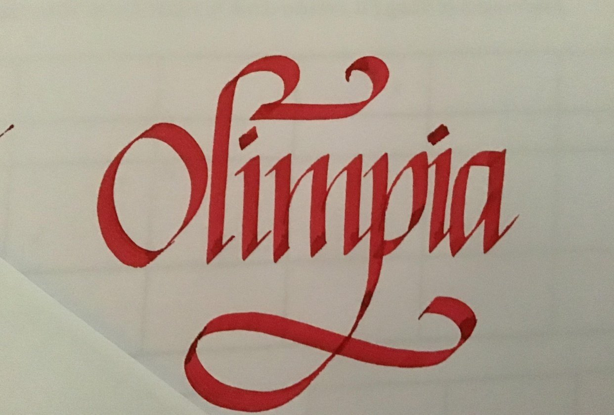 Olimpia - student project