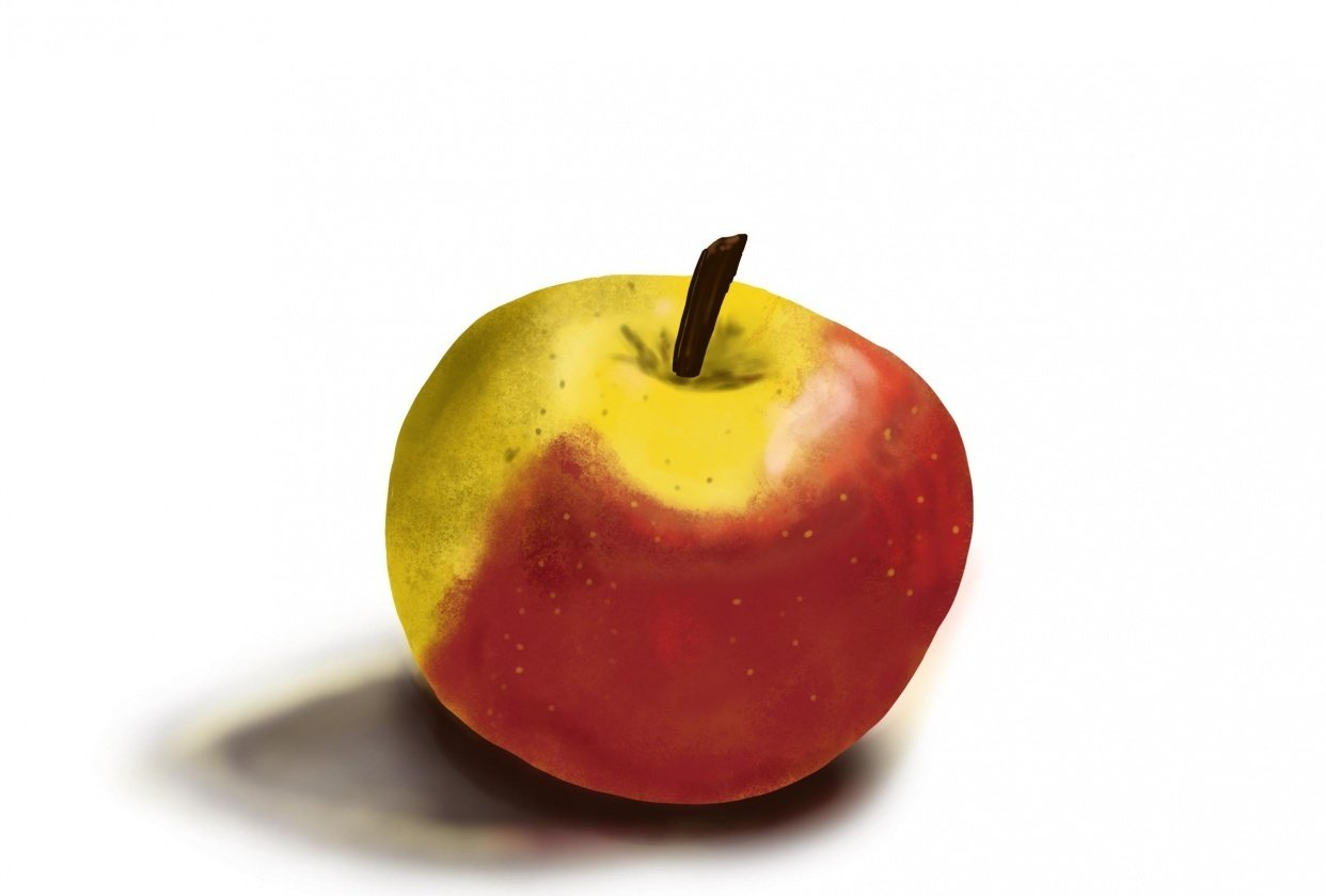 Apple - student project
