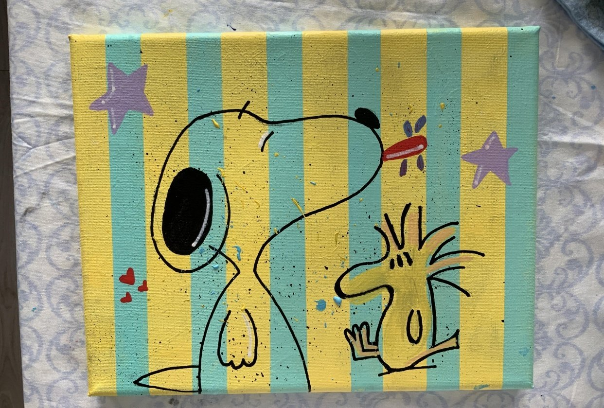 Snoopy - student project
