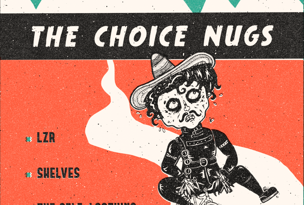 The Choice Nugs - student project