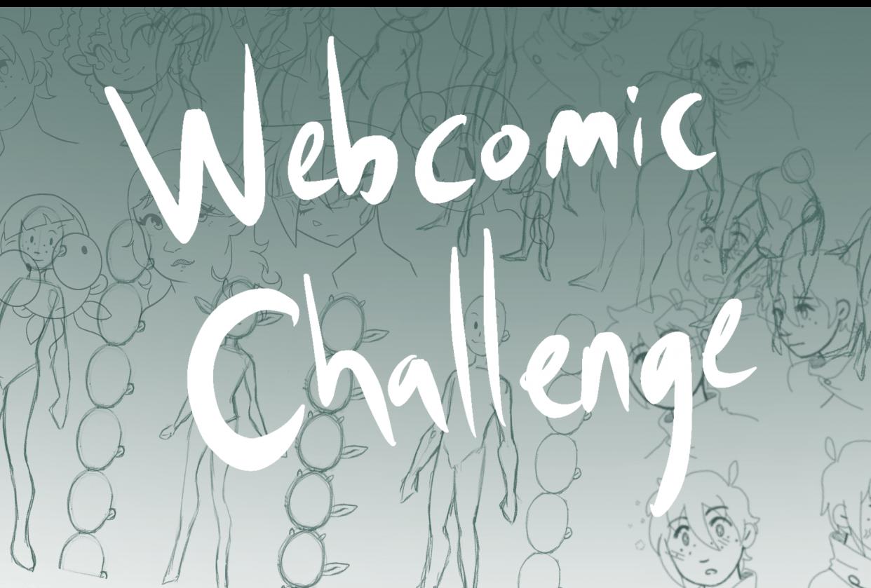 Webcomic Challenge - student project