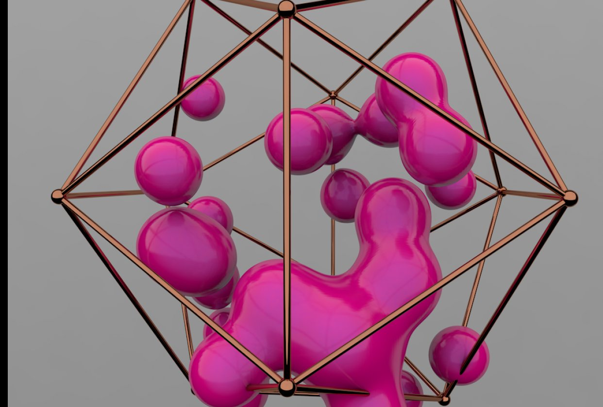 Metaballs - student project