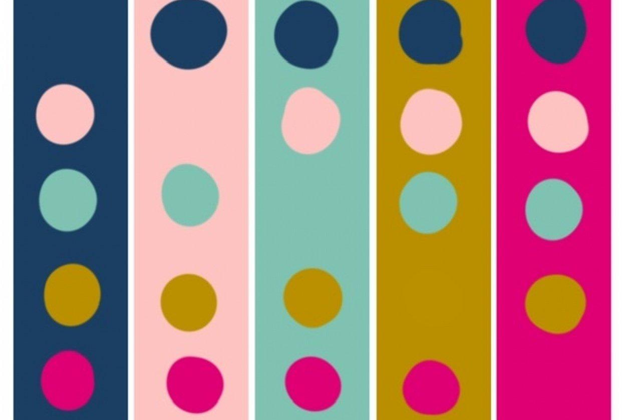 Color palette - student project