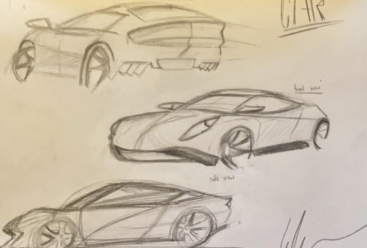 3 views - student project