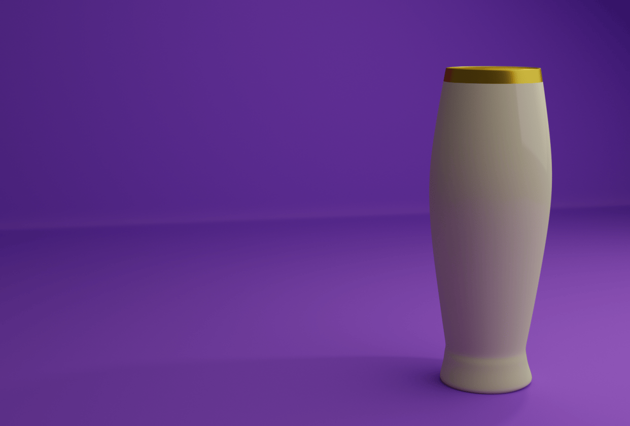 My vase - student project