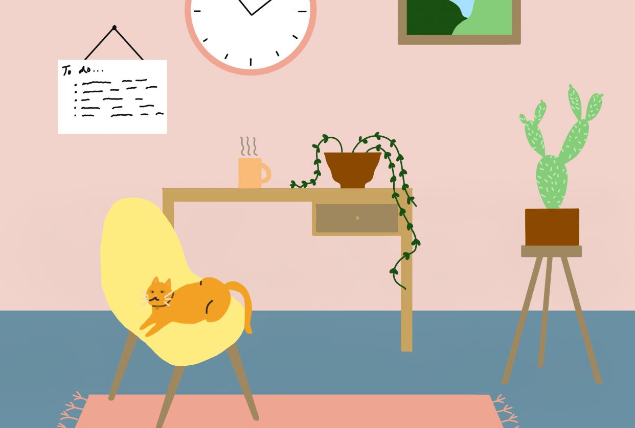 Scene - student project