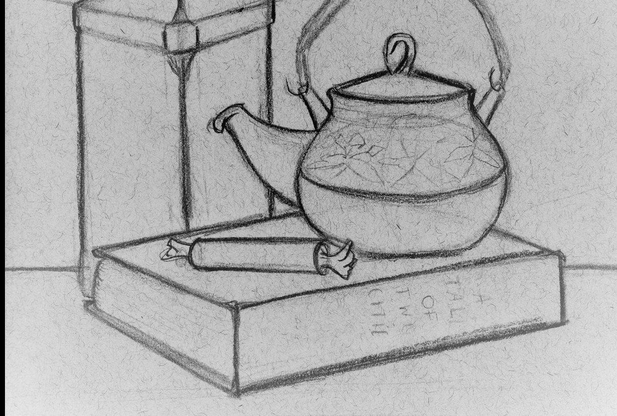 Still Life Drawing - student project