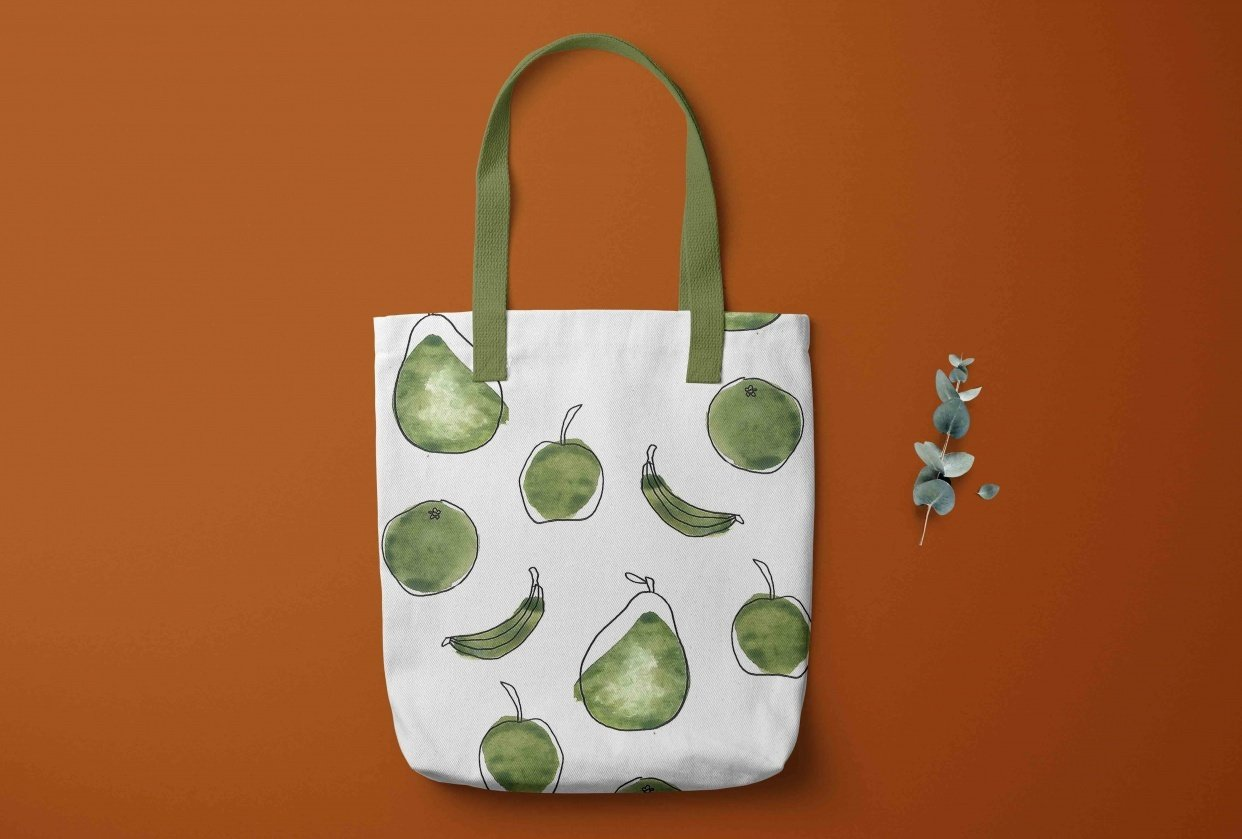 Tote bag - student project