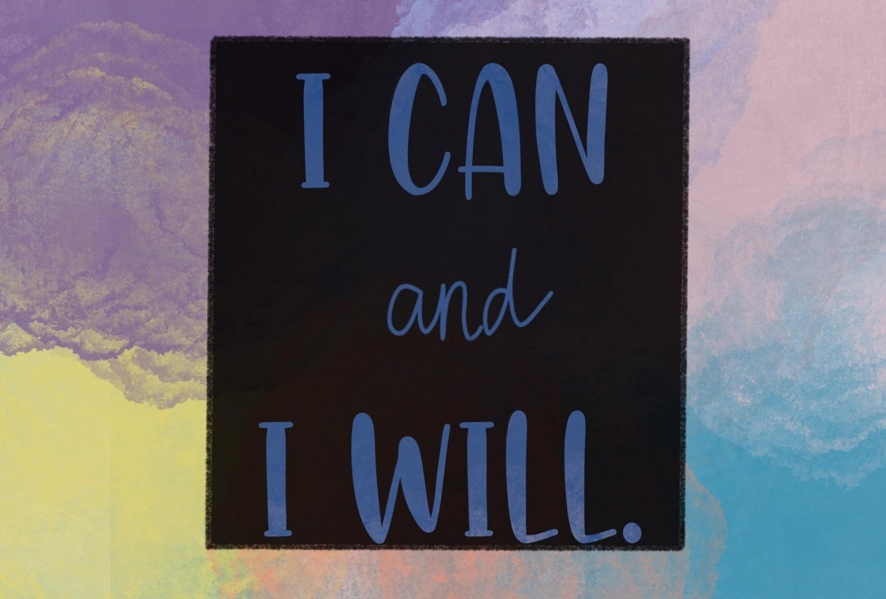 I can and I will - student project