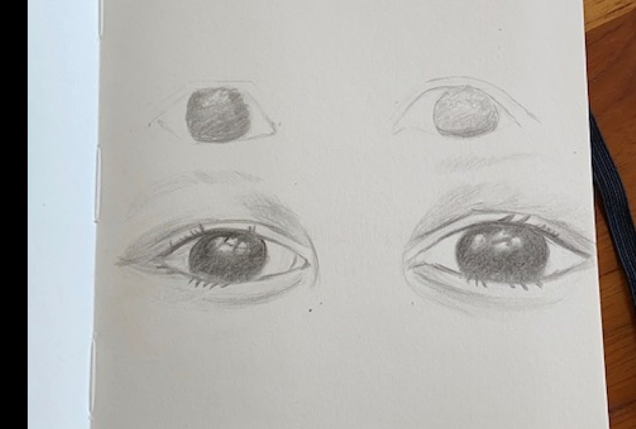Eyes - student project