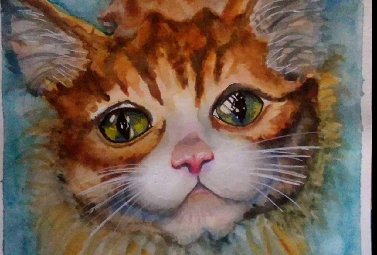 Cat. Carmen Davalos - student project