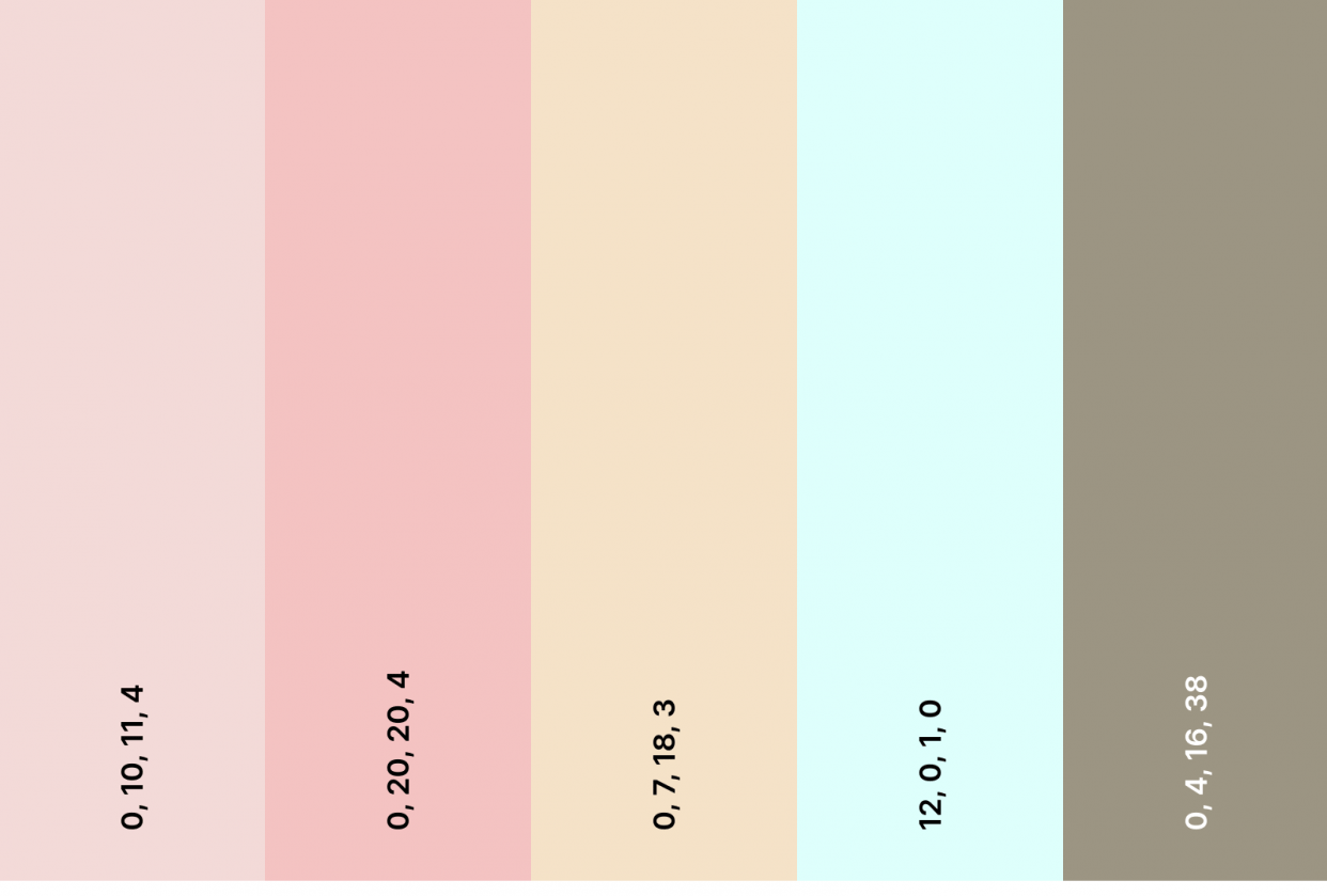 Affinity Designer Pattern - student project