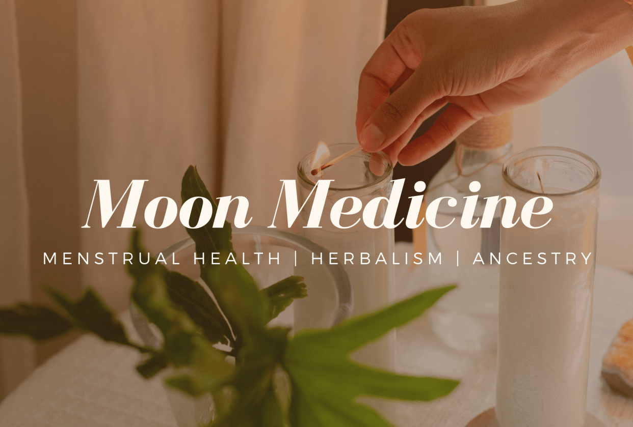 Moon Medicine YouTube Channel - student project