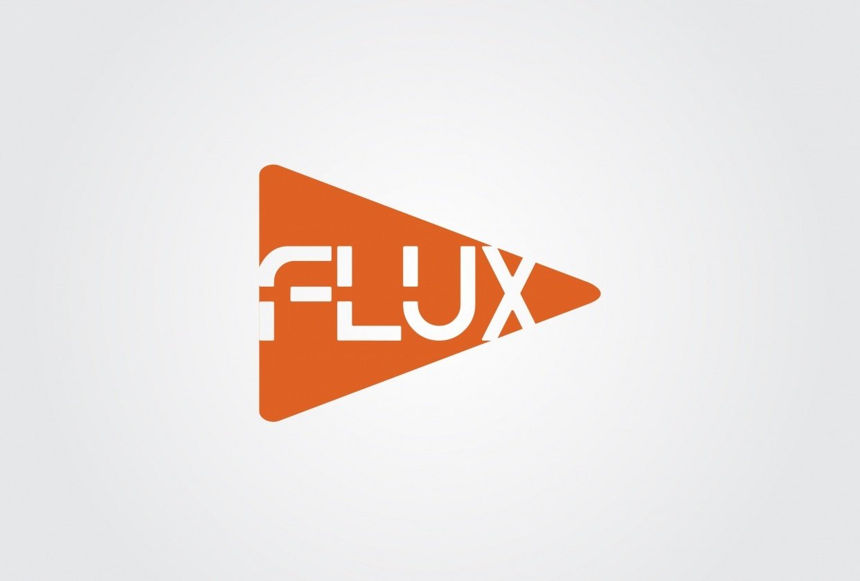 Flux Logo - student project