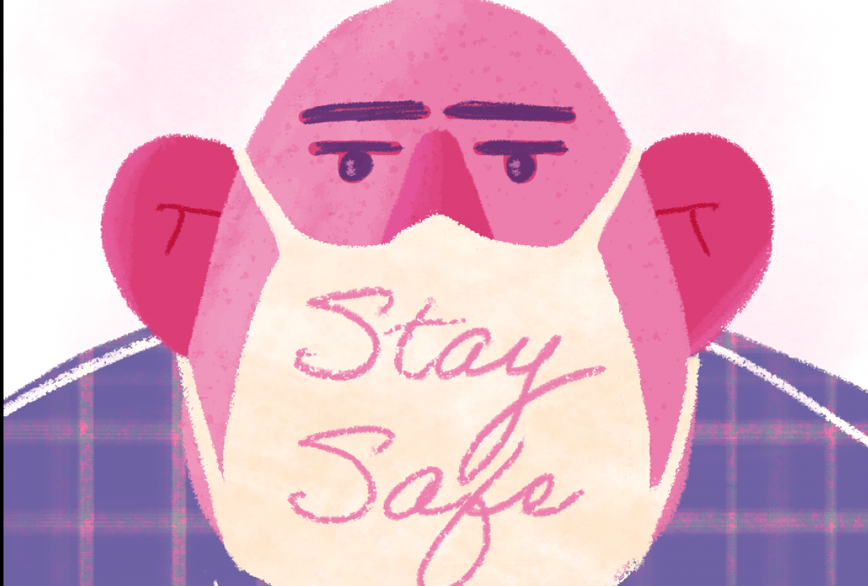 Stay Safe - student project