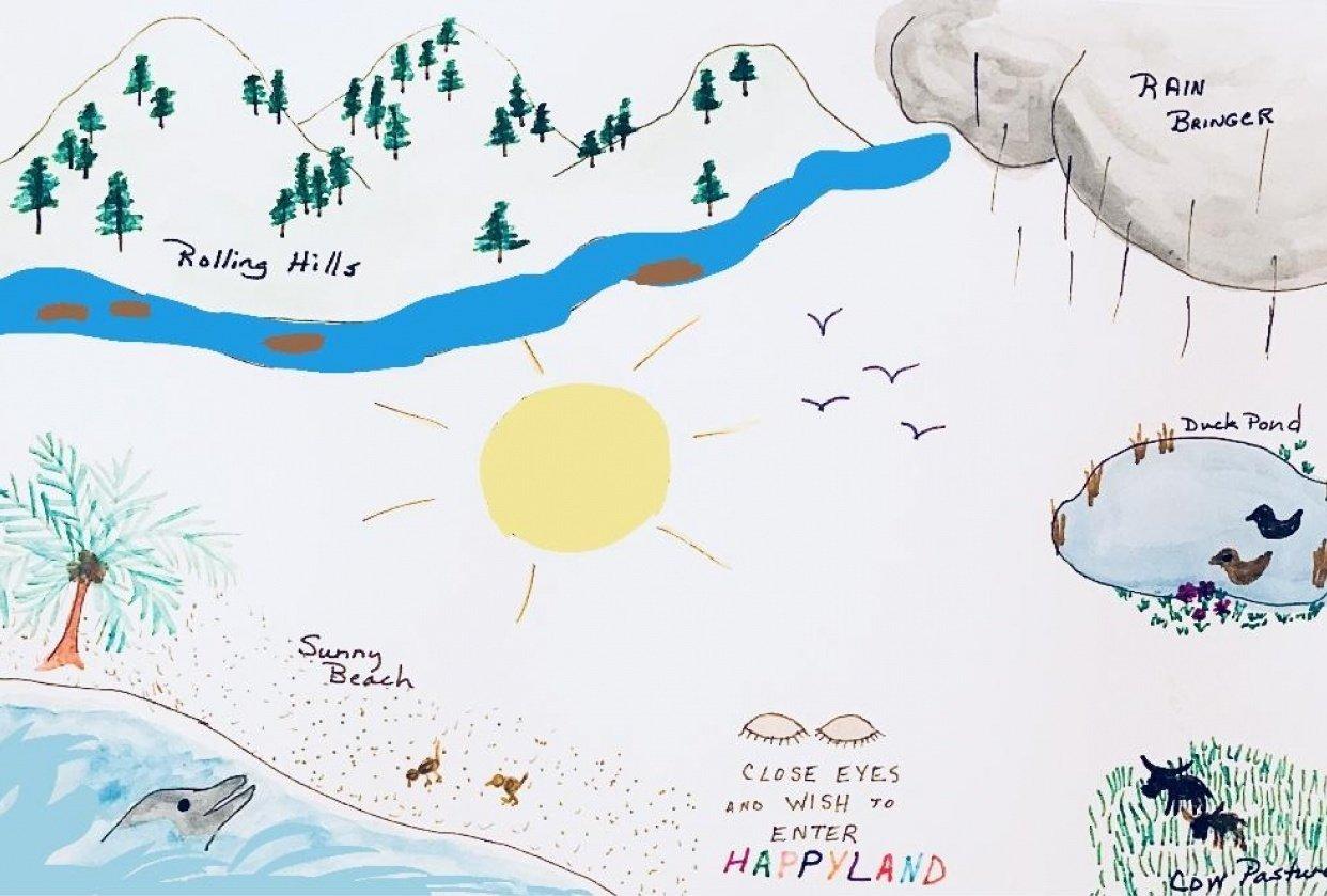 Happyland - student project