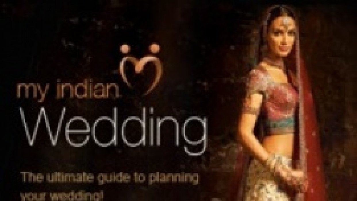 My Indian Wedding Planner App - student project