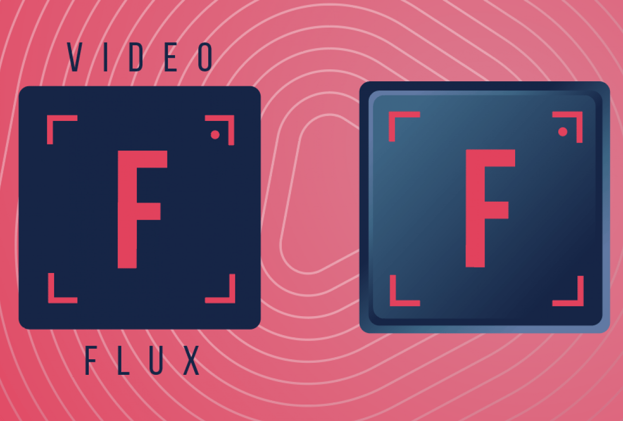 Video Flux Logo - student project
