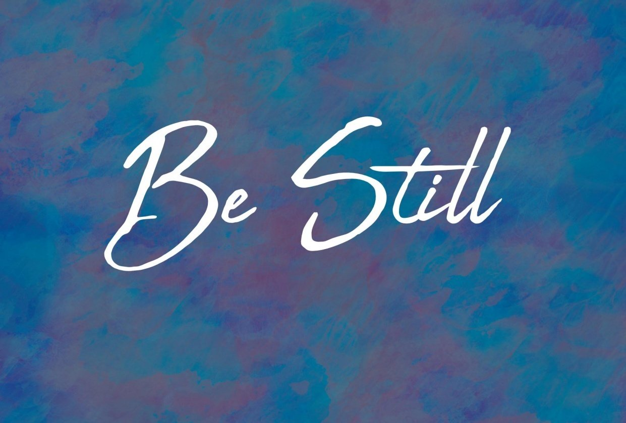 Be Still - student project